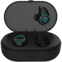 Arbily Bluetooth Kopfhörer Kabellos In Ear True Wireless Earbuds mit Portable Mini Ladebox,Bluetooth V5.0 Stereo Headset Sport Ohrhörer,Noise Cancelling Kopfhörer mit Mikrofon