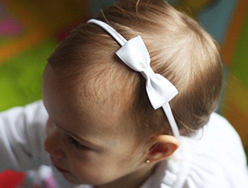 Süße Mama Und Baby Kaninchen Ohren Elastische Bowknot Stirnband Weiche
