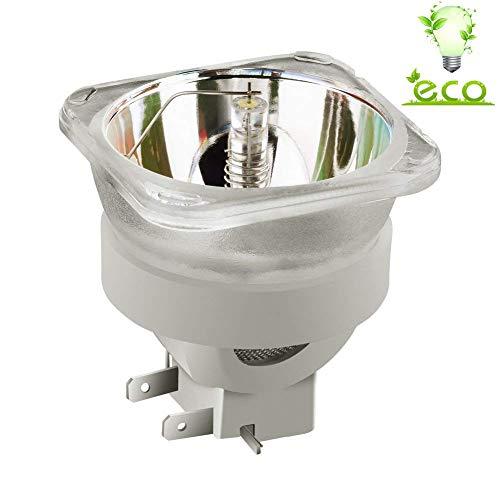 Anpassung Gehäuse (Angrox Ersatz-Projektor-Lampen-Birne, blanke Lampe ohne Gehäuse für Optoma EH500 X600 HD151X HD36 DH1017 EH501 W501)