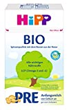 Hipp Pre Bio-Anfangsmilch, 1er Pack (1 x 600g)