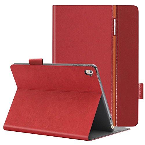 iPad Pro 9.7 Custodia , AUAUA iPad Pro 9.7 Cover, Con Smart Cover Auto Sleep/Wake +Pellicola Protettiva SChermo per Apple iPad Pro 9.7 pollici Apple Tablet
