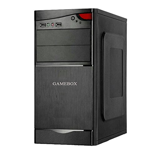 Game Box Desktop PC CPU Computer Core I5 650 3.2Ghz & Above/ 8 GB / 1TbHDd/Lg Dvd W/R With WIFI