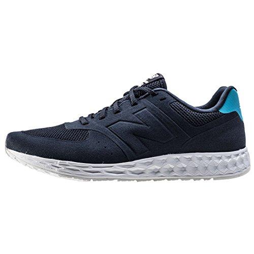New Balance Herren Nbmfl574nb Sportschuhe dunkelblau / weiß