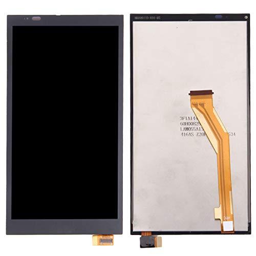 Leluckly1 Touch-Panel-Teil Ersatz LCD Display + Touch Panel for HTC Desire 816W (Schwarz) für HTC (Htc Lcd-ersatz Desire 816)