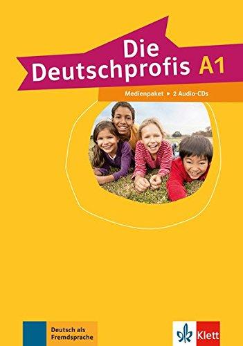 Die Deutschprofis A1: Medienpaket (2 Audio-CDs)