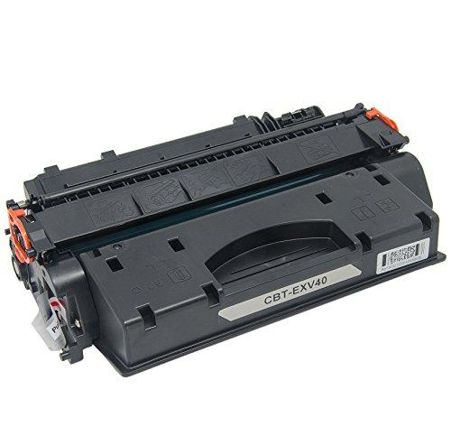 Preisvergleich Produktbild N.T.T. 2x kompatibel zu Canon Toner EXV40 EXV-40 EXV 40 Black für Canon Imagerunner 1133 1133A 1133IF (2 Schwarz)