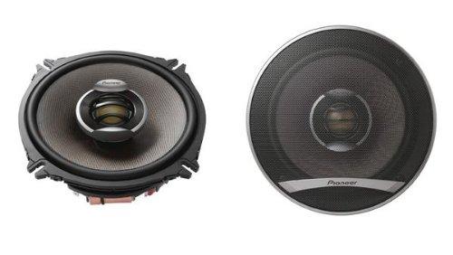 Pioneer TS-E1702is 2-Wege Koaxial Auto-Lautsprecher (17 cm Wooferdurchmesser, 280 Watt, 4 Ohm, zweilagiger IMX Aramid & Basaltfaserkonus)
