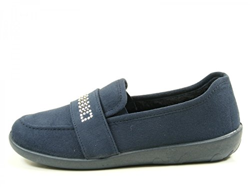 new style lowest discount fashion styles Rohde Ballerup 2228 Chaussons femmes Blau Collections ...