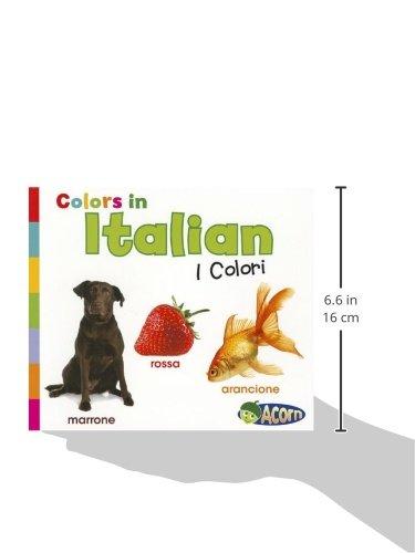 Colors in Italian: I Colori (World Languages: Colors)
