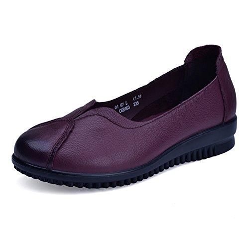Chaussures de l'automne/Retro chaussures/Chaussures de maman/ loisirs chaussures asakuchi B