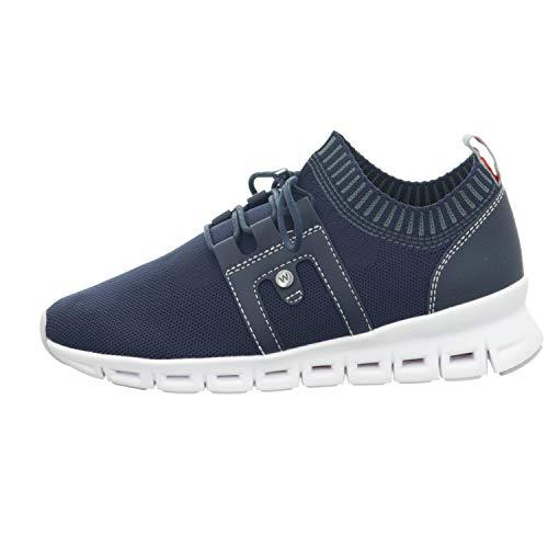 Wolky Damen Schnuerschuhe Sneaker 0205290-800 weiß 416222