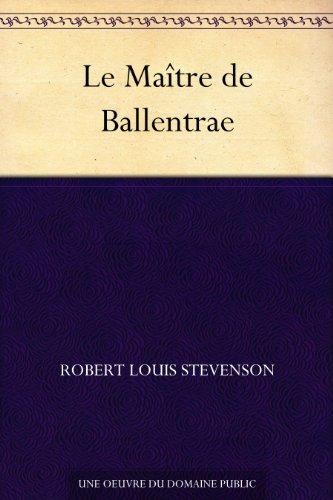 Couverture du livre Le Maître de Ballentrae