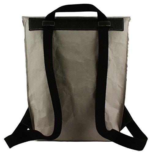 6206a94d5a745 bundi Swiss SHOPPERBACKPACK STACY Hochwertiger Vintage Rucksack    Einkaufstasche   Umhängetasche   Damen Tasche Waschbares Papier mit  Lederoptik   Veganes ...