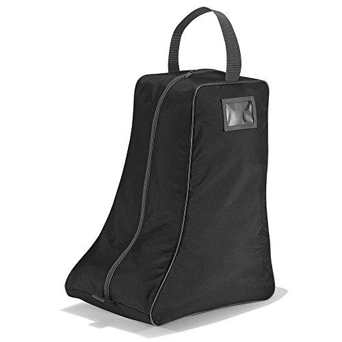Quadra Boot Bag Black/Graphite Grey