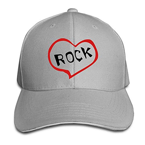 Ente Jugend T-shirt (Heart Rock Music Unisex Custom Low Profile Cotton Hat Baseball Cap)
