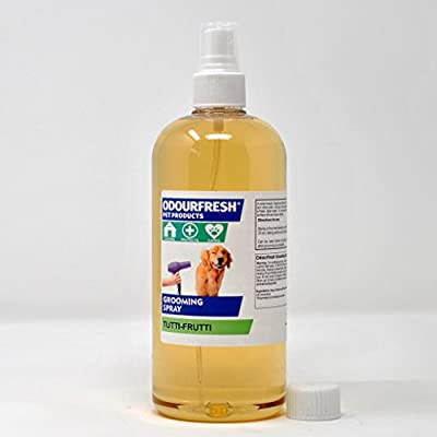 MISTRAL Tutti Frutti Grooming Spray/Pet cologne/Perfume 500ml from Mistral