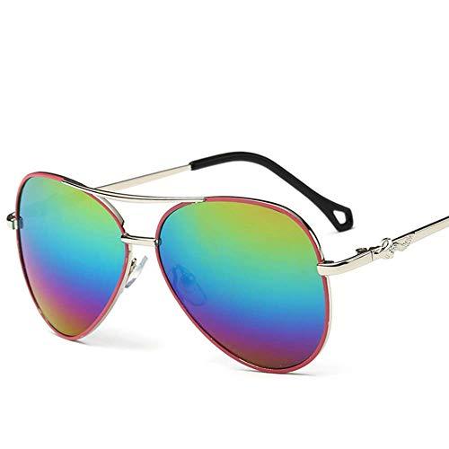 SYR Kindersonnenbrille Kids Metallic Hyun Colors Sunglasses Sunglasses,Yellow