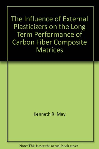 The Influence of External Plasticizers on the Long Term Performance of Carbon Fiber Composite Matrices -