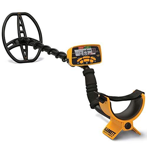 Metalldetektor Handheld Untergrunddetektor Gold Digger Hochempfindlich Hochleistung Geeignet für Kinder, Erwachsene, Anfänger Schätze suchen Tool -