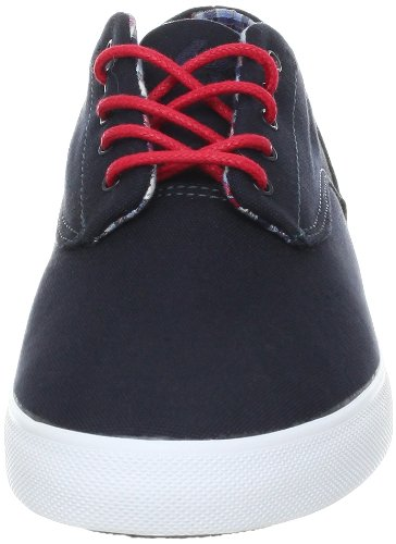 Etnies Dapper-M, Baskets mode homme Bleu (Dark Navy 488)