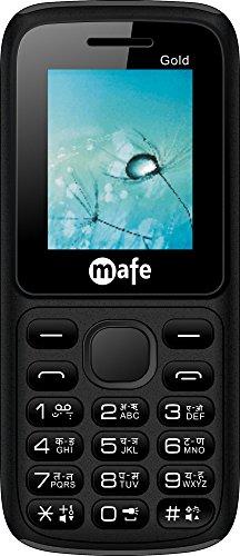 Mafe gold BarPhone Black color image