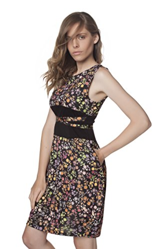 Mamatayoe Damen Kleid Strenia Bunt