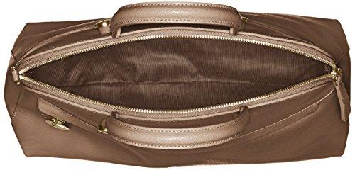 Furla 784223 Piper Large Dome Borsa Tote, Pelle, Colore Daino, 34 cm Colore Daino