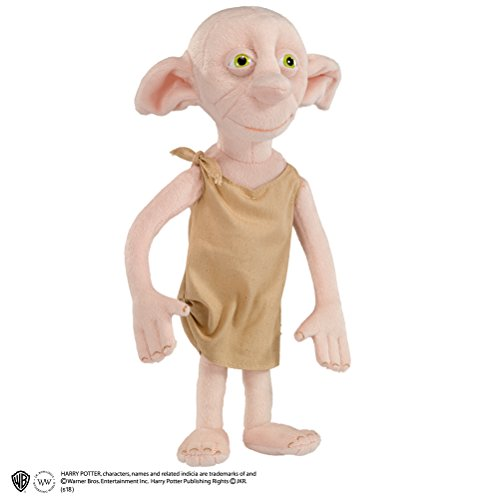 Peluches harry potter dobby - Noble Collection