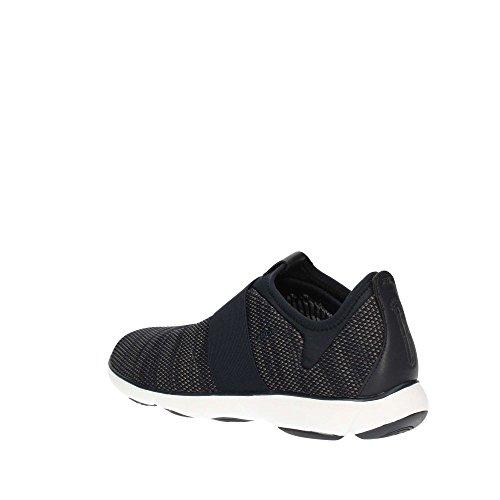 Geox Herren Sneaker Nebula Blau