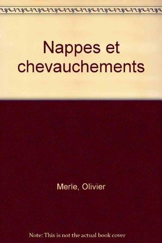 Nappes et chevauchement par Olivier Merle