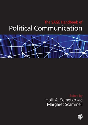 The SAGE Handbook of Political Communication