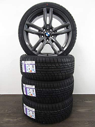 Lot de 4 roues d'hiver pour BMW Série 1 E87 F20 2 F22 3 Z ATS EVOLUTION