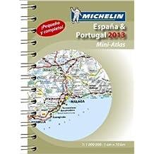 Mini Atlas Espagne & Portugal 2013 (Anglais) de Collectif Michelin ( 16 février 2013 )
