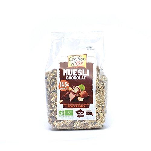 Cereco - Muesli Chocolat Noisette - 500g