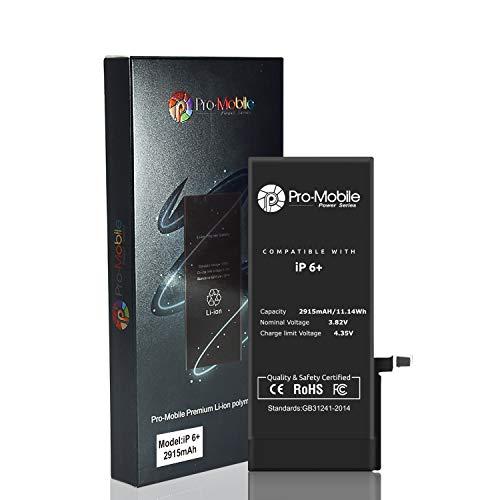 atz Akku für Original Apple iPhone 6 Plus 2915 mAh inkl.Klebestreifen und Reperaturwerkzeugset Batterie Battery iPhone 6 Plus ()