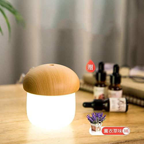 Schlafzimmer Duftlampe ätherisches Öl kreative Ultraschall Aroma Luftbefeuchter Lade Diffusor 4