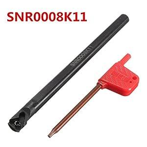 SNR0008K11 SNR0010K11 SNR0012M11 Boring Bar Turning Tool Holder For 11 IR