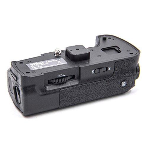 vhbw Batteriegriff inkl. Wählrad für Kamera Spiegelreflexkamera DSLR Panasonic DMC G80, G81, G85