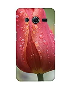 Mobifry Back case cover for Samsung Galaxy Core 2 G3558 Mobile