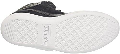 Puma Vikky Mid Twill Sfoam Sneaker Asphalt