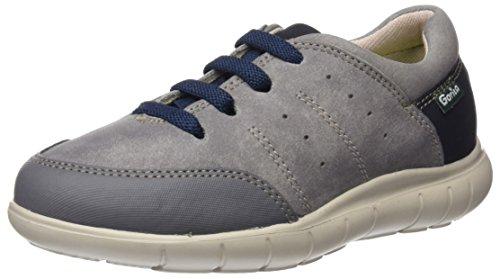 Gorila Unisex-Kinder 43004 Derby-Schuhe Grau
