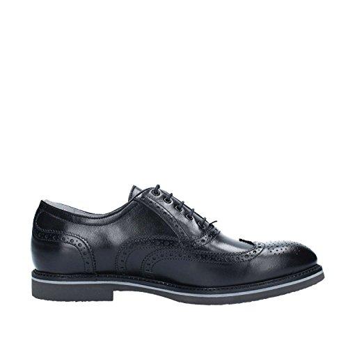 Nero Giardini P800190U Chaussures de Ville Homme Black