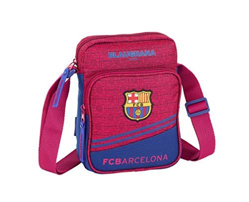 FC Barcelona Corporativa Oficial Bandolera Con Bolsillo
