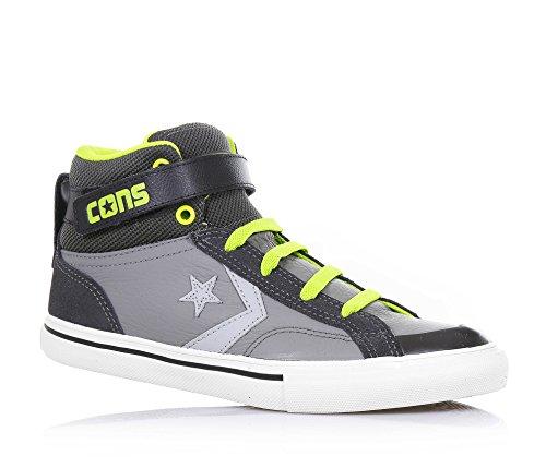Converse - Converse Pro Blaze Scarpe Sportive Bambino Blu Grigio