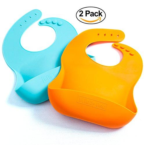 Baberos de silicona para bebé: ¡el babero de The Last Baby que...