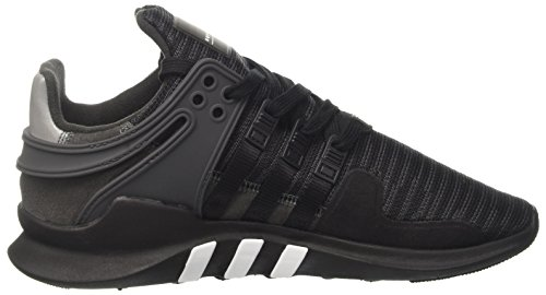 adidas Eqt Support Adv, Sneakers Basses Homme, Bianco Noir (Core Black/utility Black/dgh Solid Grey)
