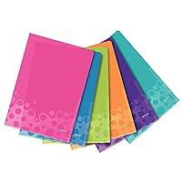 Leitz WOW 40500099 A4 Dosya, 40 A4 Sayfa Kapasiteli, Farklı Renklerde, Esnek Plastik, 1 Adet