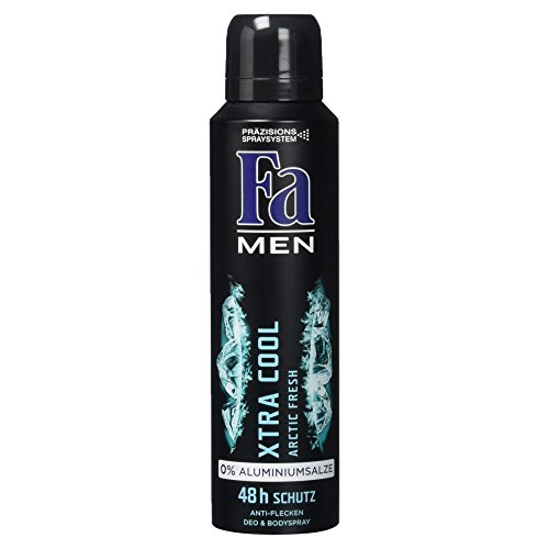Fa Deospray Men Xtra Cool Arctic Fresh, 150 ml