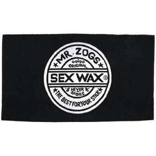 Mr Zogs Sex Wax 100% Cotton Beach Thick Heavy Towels - Surf / Swim / Triathlon / Kayak / Beach / Dive / Snorkelling / Sailing / Jetski / Coasteering / Watersport Activities / Shower
