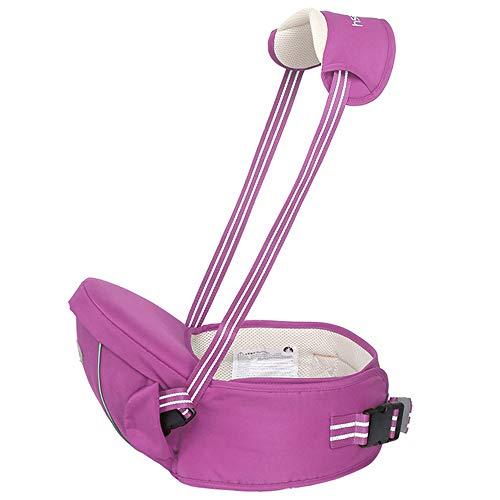 Unbekannt Ergonomische Babytrage, Hüfthocker zum Tragen von Kleinkindern, geringes Gewicht und Arbeitsersparnis,A